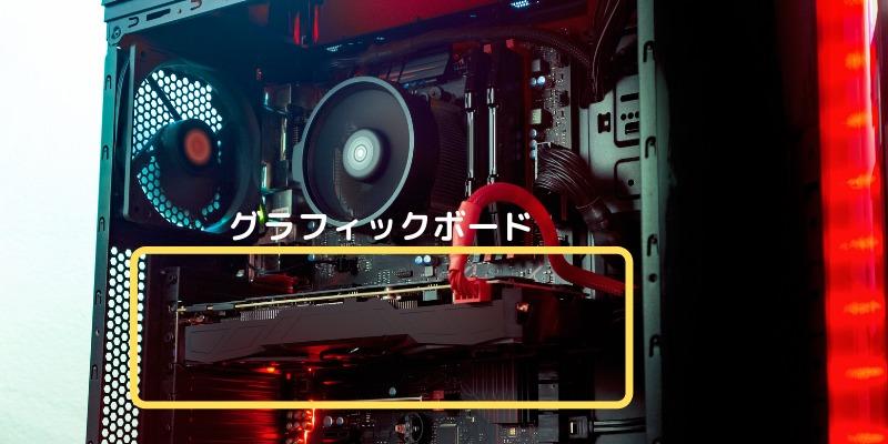 グラフィックボード(GPU)とは