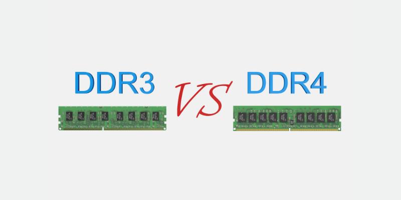 DDR3とDDR4の互換性